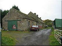 NY9875 : Glen View Farm by Les Hull