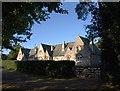SZ0794 : Almshouses,Talbot Village by Derek Harper