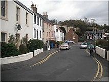 NO4102 : Drummochy Road, Lower Largo by Richard Webb