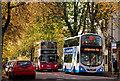 J3372 : Unilink bus, Belfast (2) by Albert Bridge