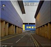 SP3278 : Canyon Ikea, Coventry by Steve  Fareham