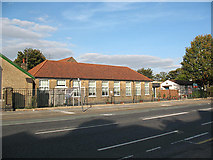 TQ4077 : Our Lady of Grace primary school, Charlton Road by Stephen Craven
