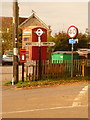 ST7928 : Milton on Stour: postbox № SP8 70 and friends by Chris Downer