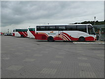 S6012 : Waterford Bus Station by Eirian Evans