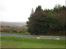SX6870 : Forest corner near Venford Reservoir by don cload