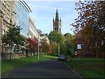 NS5666 : Glasgow University by Thomas Nugent