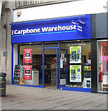 SE1633 : The Carphone Warehouse - Kirkgate by Betty Longbottom