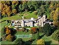 SO1740 : Maesllwch Castle Near Glasbury by RAY JONES