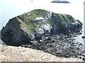 SM7923 : Gewni from the coast path by David Smith
