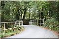 SX1468 : Bridge over the Warleggan River by Rod Allday