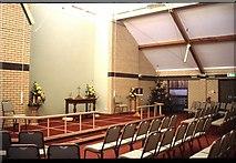 SK8508 : Interior of Oakham Methodist Church by Roy Haworth