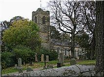 NZ0285 : Holy Trinity Church by Peter McDermott
