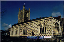 SU7682 : St Mary the Virgin, Henley on Thames by Michael FORD