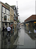 TA2609 : Old Market, Grimsby by David Wright
