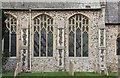 TL7789 : St Mary, Weeting, Norfolk - Windows by John Salmon