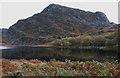 SH6331 : Llyn Cwm Bychan by Nigel Brown
