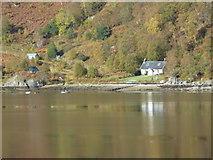 NG9307 : Torr a' Choit, Loch Hourn. by sylvia duckworth