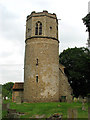 TF8504 : All Saints church by Evelyn Simak