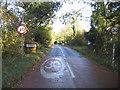 TL0565 : Entering Swineshead, Beds by Rodney Burton