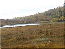 NH3631 : Loch Riabhachain by John Ferguson