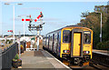 SW5435 : St Erth railway station photo-survey (5) by Andy F