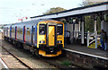SW5435 : St Erth railway station photo-survey (8) by Andy F