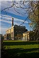 TQ2385 : Cricklewood Pumping Station by Martin Addison