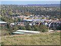 SK5344 : Tip top view of Highbury Vale by Alan Murray-Rust