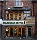 J3372 : 'Starbucks', Botanic Avenue by Rossographer