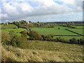 SO9564 : View from Hanbury Churchyard by Les Hull