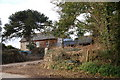 SW8037 : Crownick Farm by SMJ