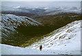 NN4323 : Descending into Benmore Glen by Andy Waddington