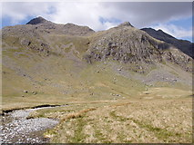 NY2206 : Pen and Dow Crag by K  A