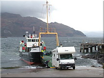 NM4962 : CalMac ferry Raasay - Kilchoan to Tobermory by Peter Evans