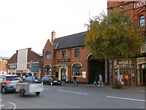 SO5140 : The Hop Pole, Commercial Road, Hereford. by Alan Spencer