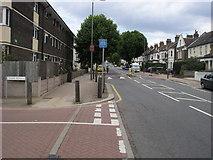 TQ2673 : Earlsfield Road by Shaun Ferguson