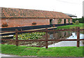 TM2598 : Upgate Green Farm Barn by Evelyn Simak