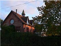 SJ5158 : Ebenezer Chapel, Tattenhall by Eirian Evans
