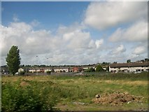 J0407 : Wasteground between the railway line and Ecco Road, Dundalk by Eric Jones