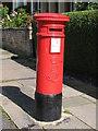 NZ2466 : Edward VII postbox, Highbury / Mildmay Road by Mike Quinn