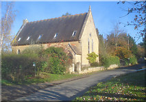 SO9337 : Converted chapel at Westmancote by Trevor Rickard
