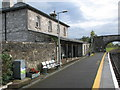 G6515 : Ballymote railway station by Willie Duffin