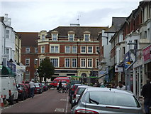 TQ7407 : Western Road, Bexhill, East Sussex by nick macneill