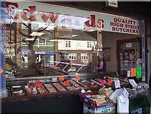 SJ9400 : Edwards - Quality High Street Butchers by John M