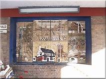 SJ9400 : Wednesfield Mural - Bealeys Fold by John M