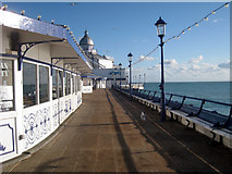 TV6198 : Promenade on Eastbourne Pier by Oast House Archive