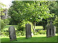 NZ0461 : Bywell St. Andrew - churchyard (2) by Mike Quinn