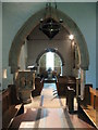 NZ0461 : Bywell St. Andrew - chancel and nave by Mike Quinn