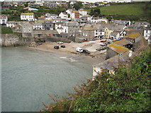 SW9980 : Port Isaac by Philip Halling