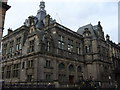 NT2573 : Central Library, George IV Bridge by kim traynor